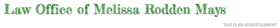 LAW OFFICE OF MELISSA RODDEN MAYS